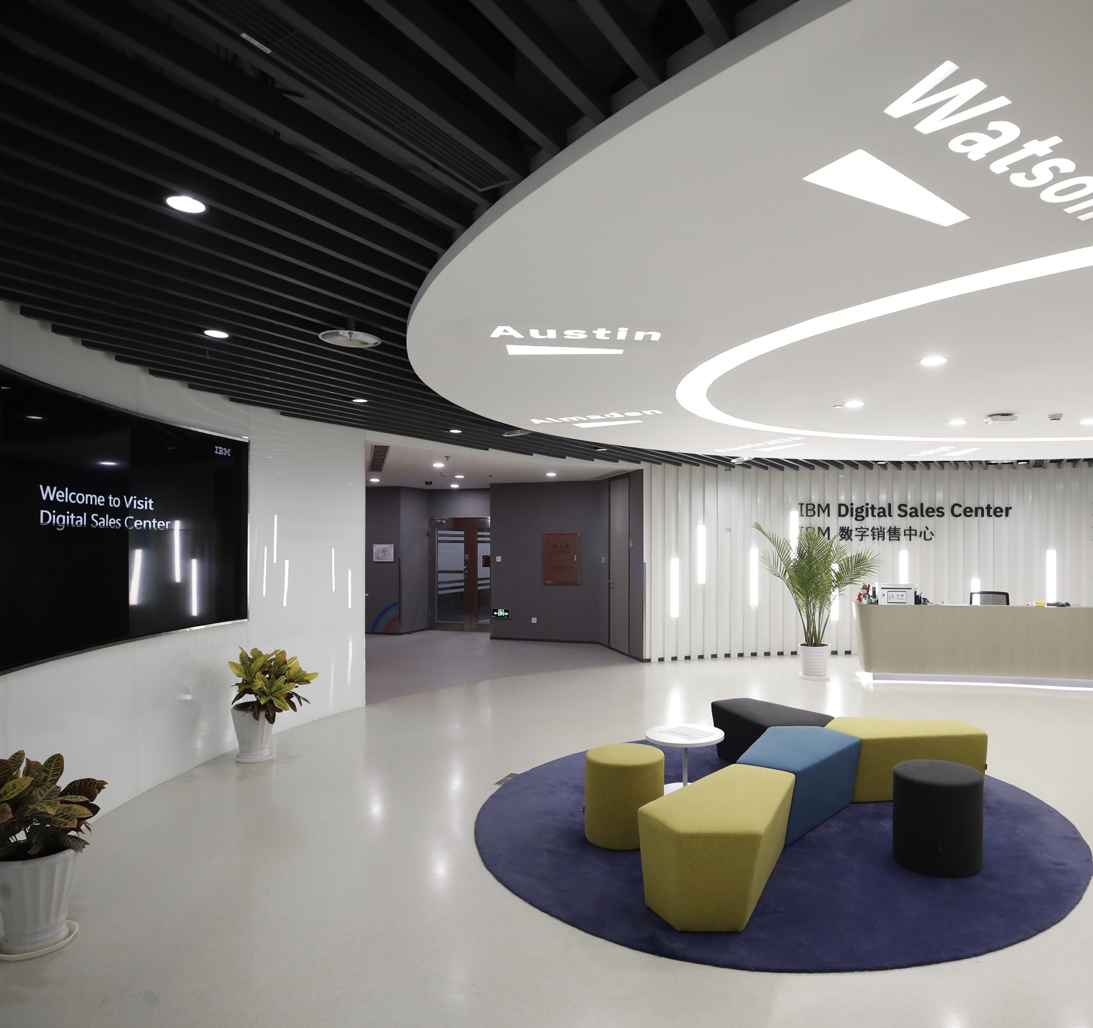 IBM中国数字销售中心