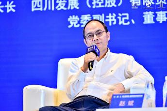 美信国际集团企业文化顾问、《新哺育家》杂志社社长 赵斌