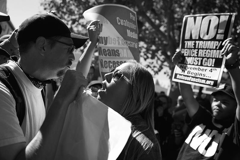 50年前,加州大学伯克利分校曾是美国大学言论自由运动的发端之地,可到了2017年,那里的学生却因为言论审查而掀起了一场全国瞩目的暴乱。