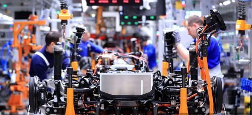 自新冠肺炎疫情暴发以来,新能源汽车成为欧洲为数不多实现逆势增长的行业。
