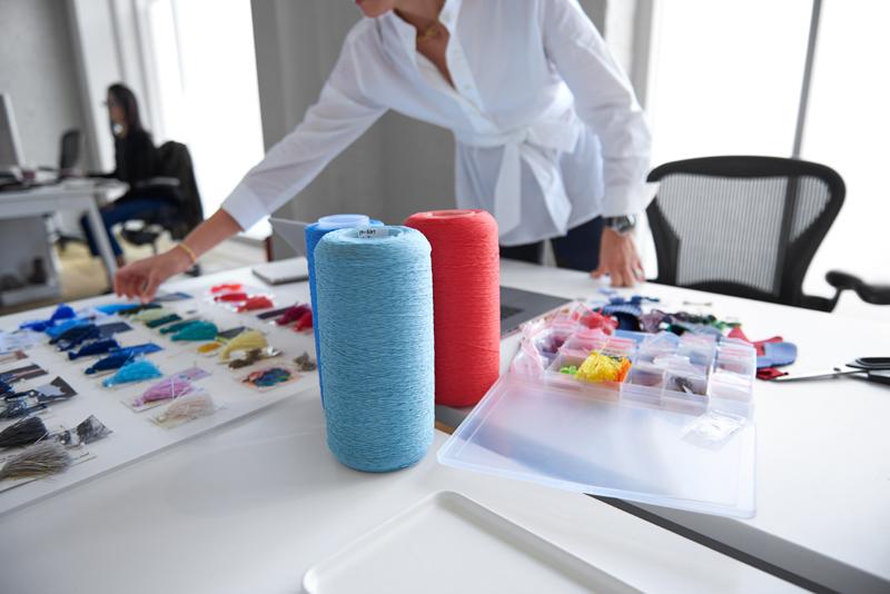可循环利用的塑料纱线