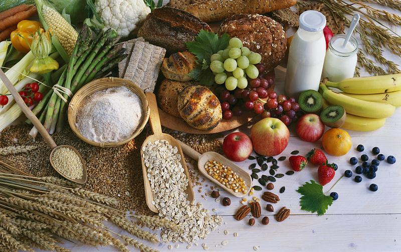 凡是含有碳水化合物的食物都有糖。| 圖片來源:視覺中國