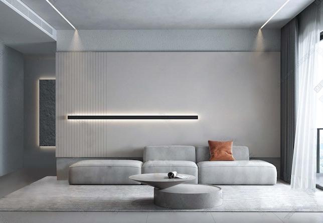 """近期发布的《2020-2021家居灯具和家装风格指南》显示,年轻人更追求""""简约、轻奢、北欧、自然""""的家装风格"""