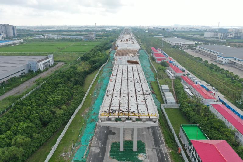 两港大道项目