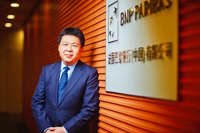 法国巴黎银行中国区CEO兼行长赖长庚