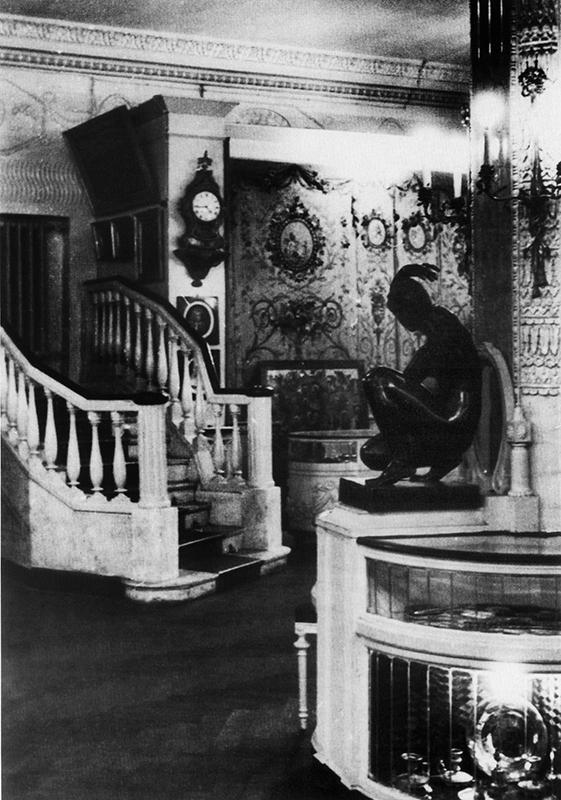 1930~1935年,外宾商店从民众那里收到了大量贵金属和艺术品