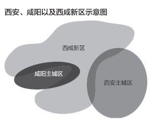 争论十年的西安咸阳合并能否成真?相关部门:无时间表