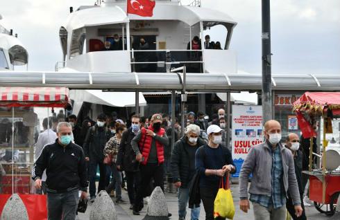 受新冠肺炎疫情影响,土耳其国内经济今年面临严峻考验。