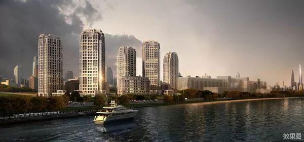 上海万科翡翠滨效果图