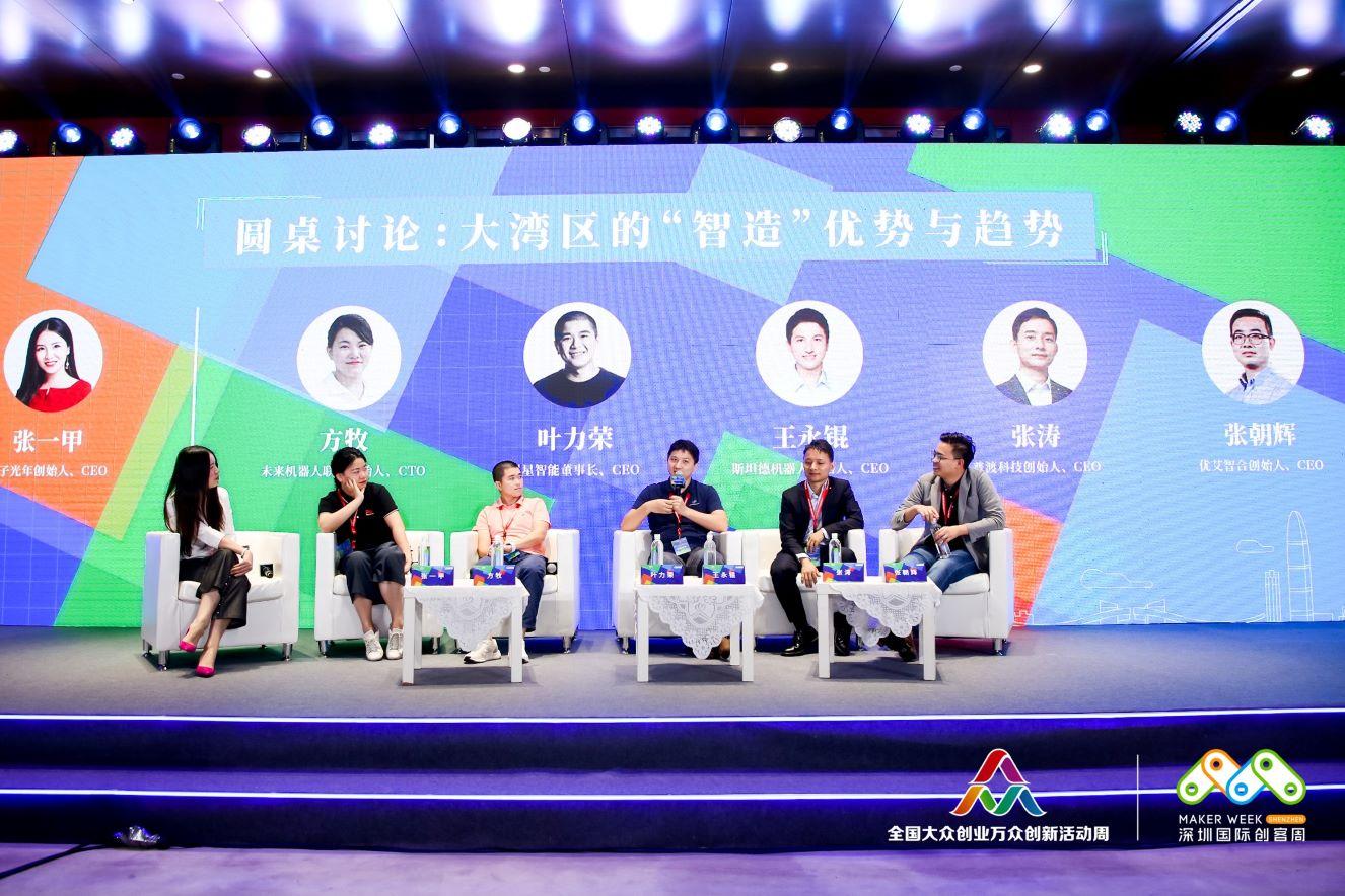 2020大湾区青年科技领袖创新论坛