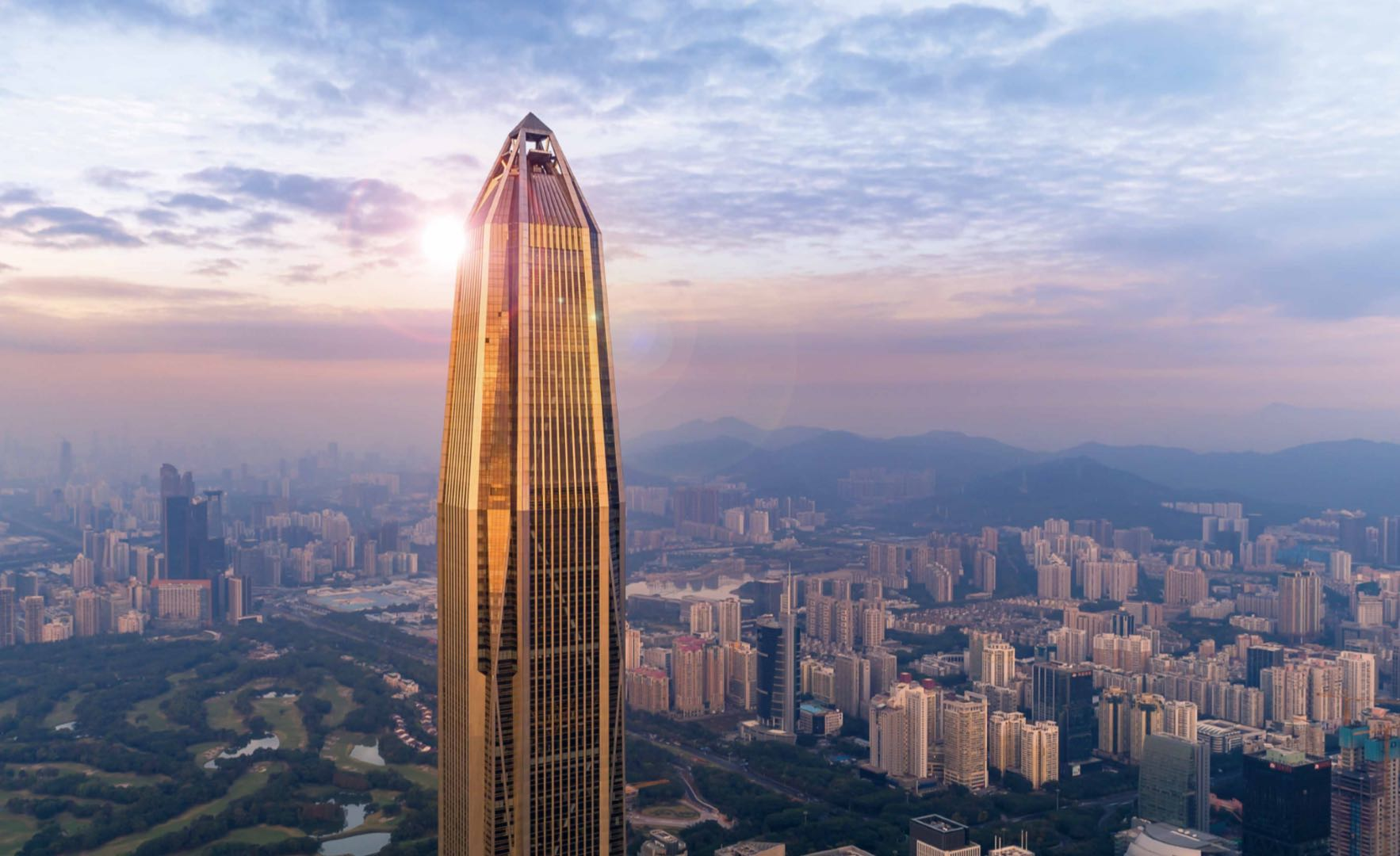 深圳坦然金融中央