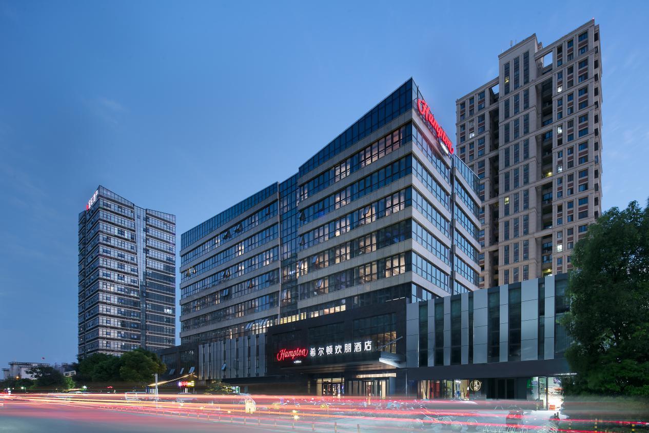 中国第150家—扬州扬子江希尔顿欢朋酒店