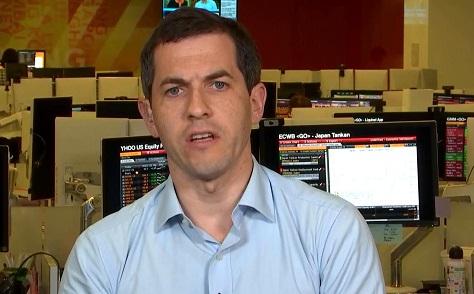 彭博全球首席经济学家欧乐鹰(Tom Orlik)