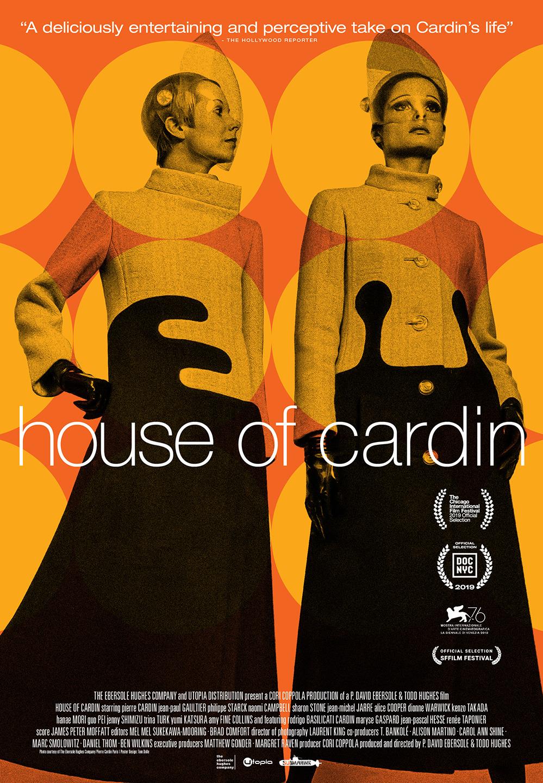 皮尔·卡丹的纪录片 《卡丹之家》(House of Cardin)在去年威尼斯影展期间上映