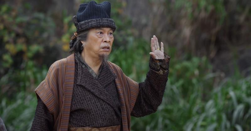 吴孟达生前参演的最后一部电影是《少林寺之得宝传奇》