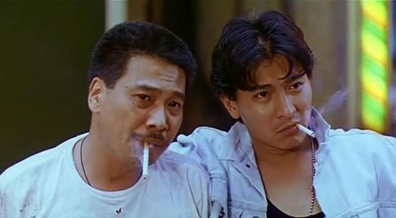 吴孟达凭借《天若有情》中太保一角获得香港电影金像奖最佳男配角