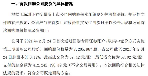 格力电器首次实施第二期回购计划,执行总裁黄辉辞职