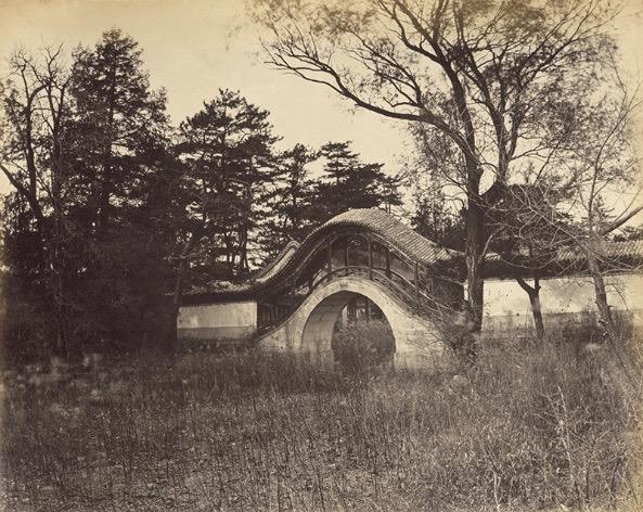 海晏堂,1887年,查尔德[英]拍摄