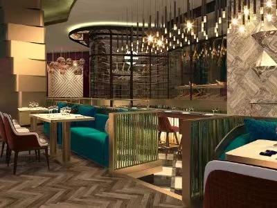 峰羿 餐饮空间设计解决方案