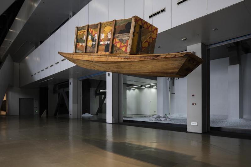 """上海双年展聚焦""""水体"""",与独特历史与地理息息相关"""