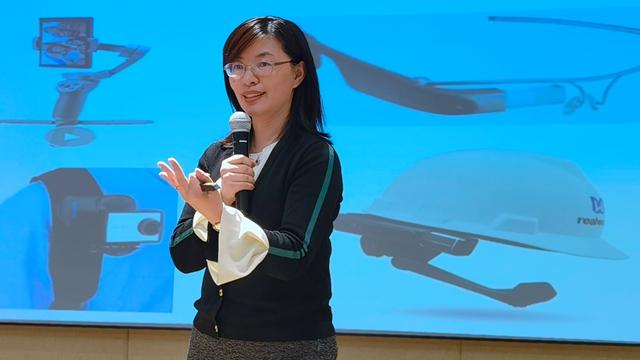 星巴克中国及亚太区产品创新、食品安全和法规副总裁张玲