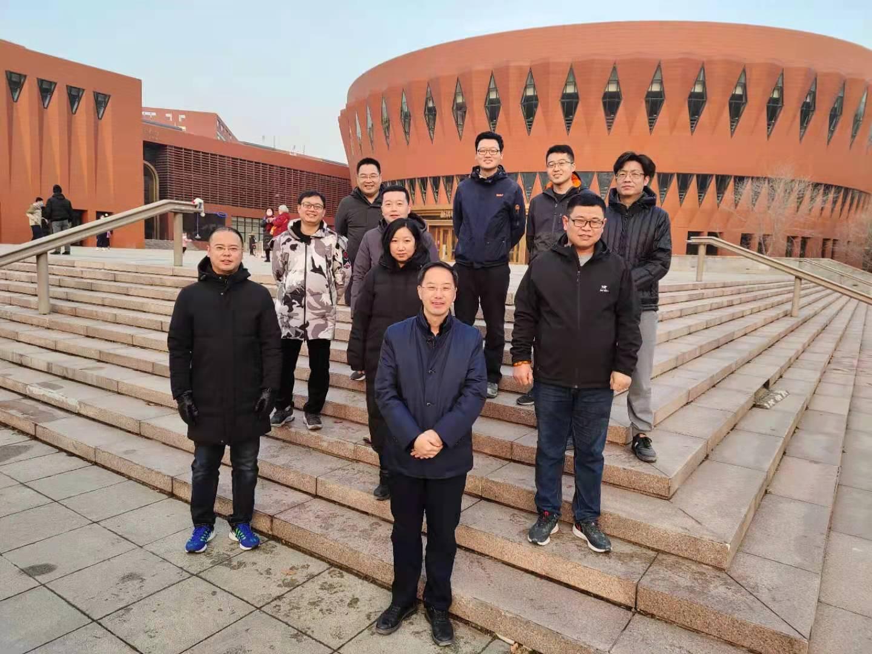 卓越北京清华项目团队