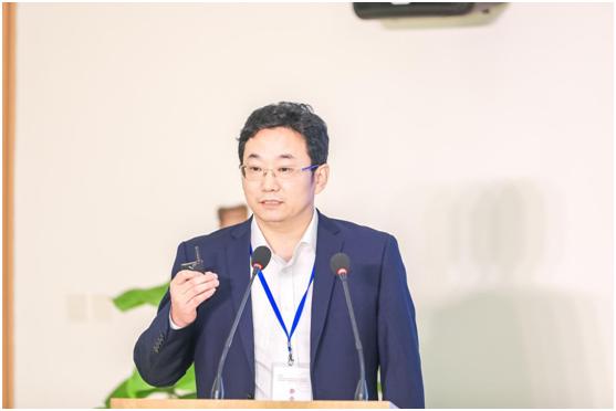 谙邦半导体CEO王兆祥博士