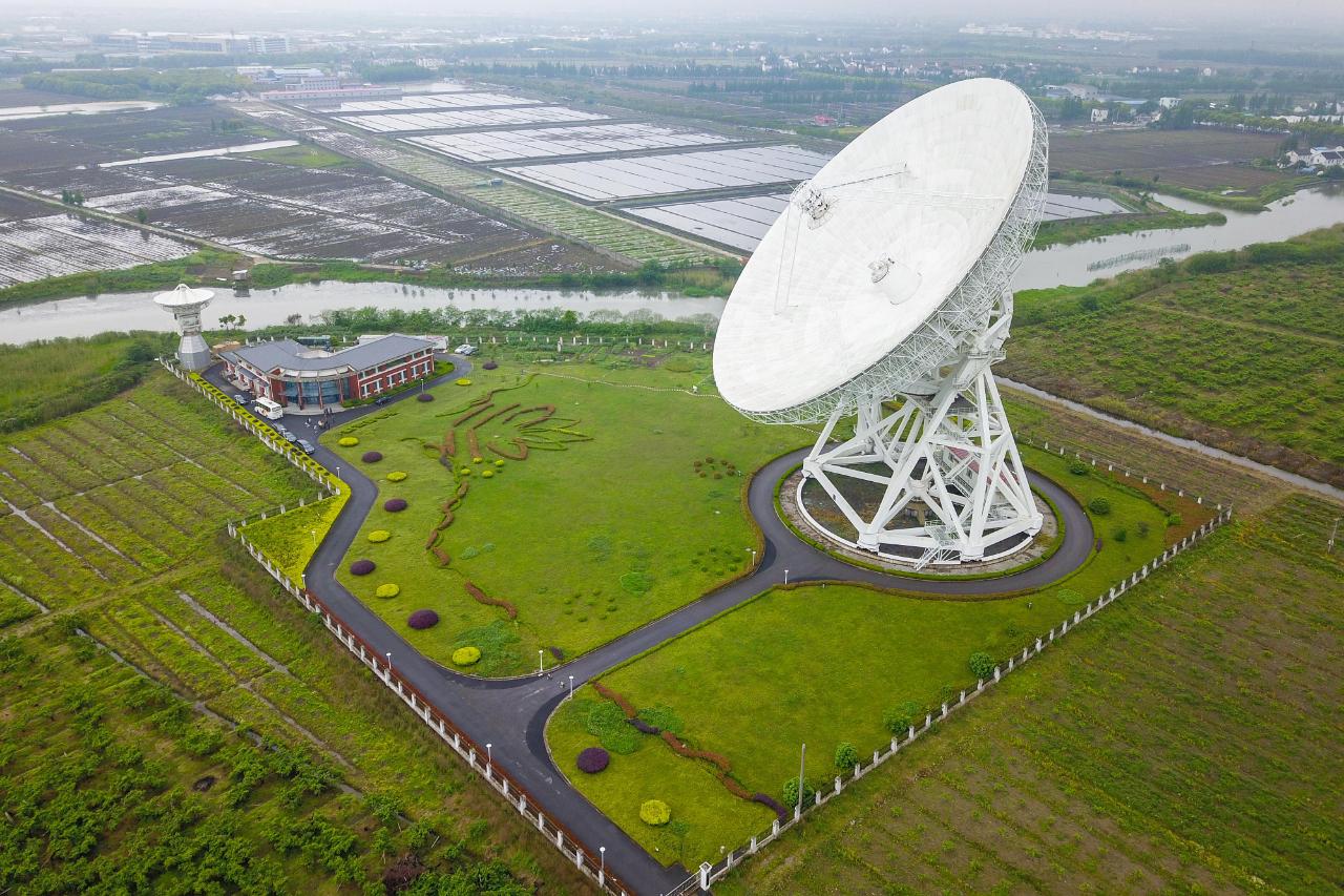 天马望远镜资料图