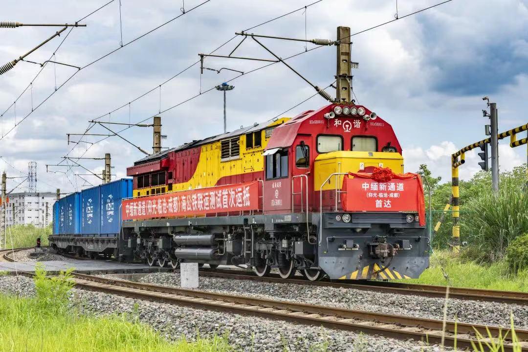 图片来源:成都国际铁路港