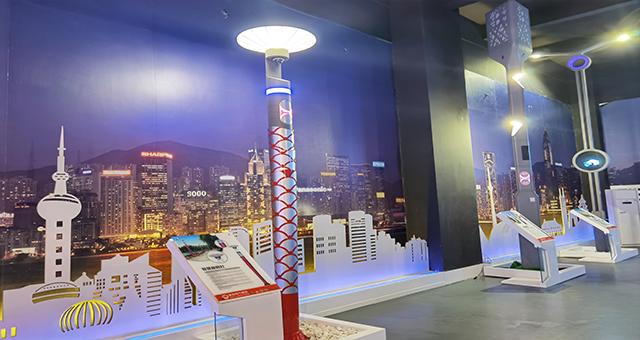 城市对于灯光的需求不断升级 传统产业焕发出新生活力