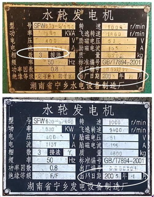 集潭二级电站两台水轮发电机铭牌显示出厂日期分别为2003年12月、2005年1月,照此时间,该企业应办理环评审批手续,但一直没有办理。资料来源:中央第三生态环境保护督察组