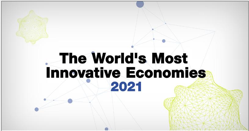 内盘期货期货保证金_2021年全球创新指数:中国排名连续9年稳步上升超过日本,瑞士位居榜首 (http://www.0769sy.net/) 金十数据 第1张