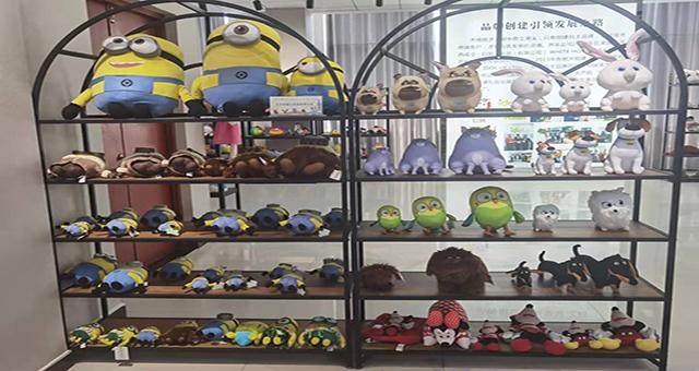 白驹镇现有玩具企业120多家 劳动密集型产业的升级之困