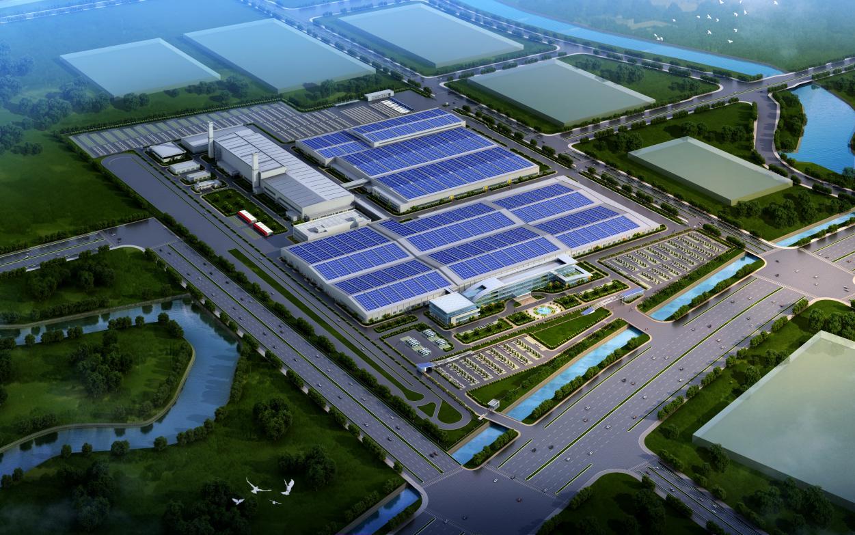 广汽埃安智能生态工厂