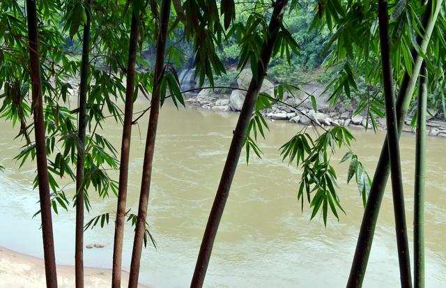 我国在赤水河流域率先建立了多省间流域横向生态补偿机制。摄影/章轲