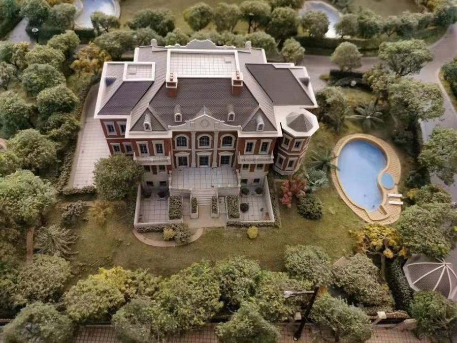 法拍房成交价之最诞生! 上海一顶豪别墅拍出3.15亿