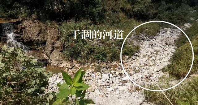 2021年9月3日督察组现场督察发现,集潭二级电站下游河道干涸。资料来源:中央第三生态环境保护督察组