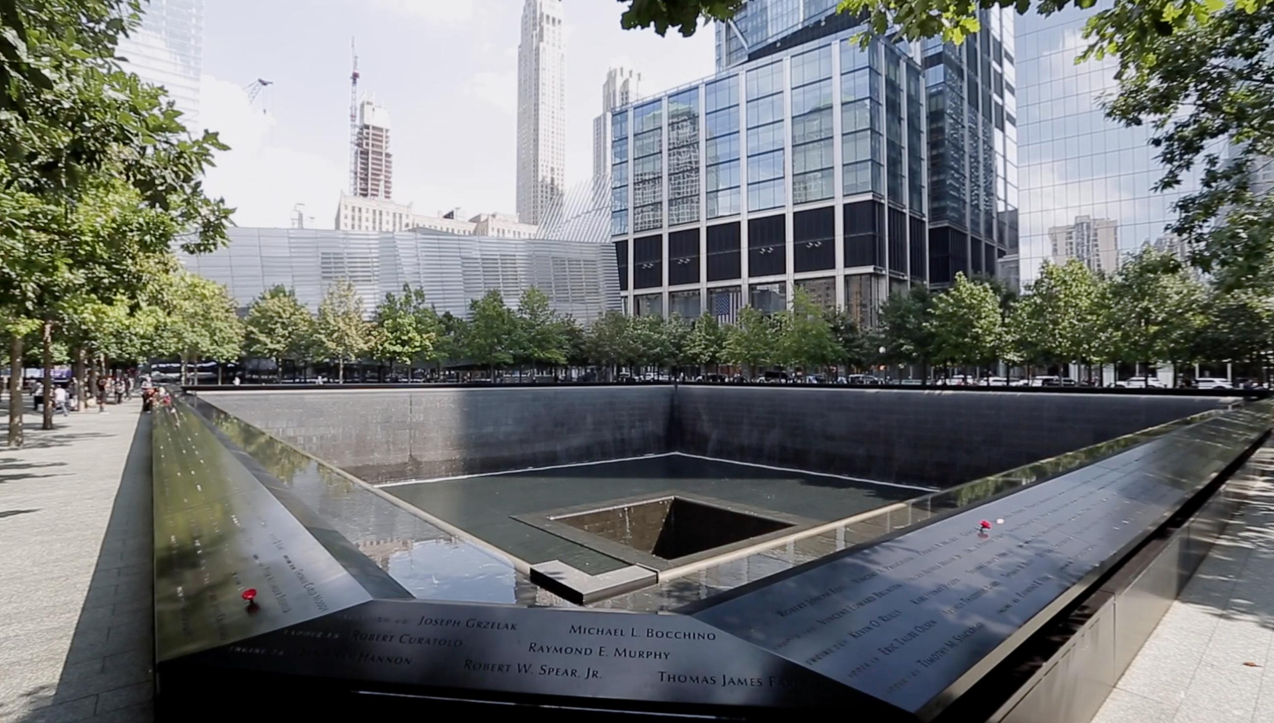 """""""9·11""""国家纪念广场"""