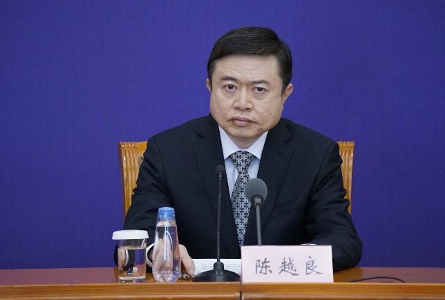 民政部基层政权建设和社区治理司司长陈越良