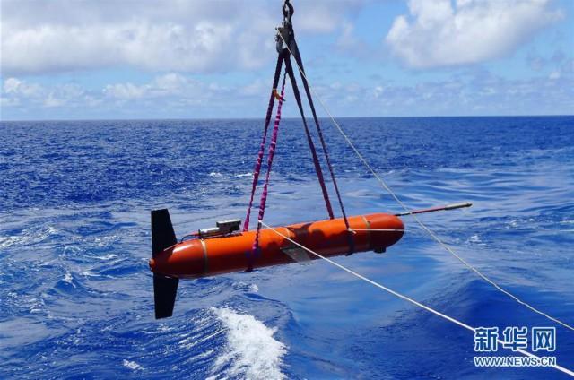 """(图文互动)(1)探索神秘""""蔚蓝""""的""""利器""""--世界海洋日看我国自主研发深海探测装备"""