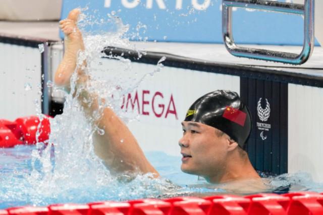 东京残奥会中国金牌第一  海外网友:不知道为什么,我哭了_fororder_9