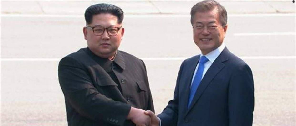 历史性的会面!朝韩首脑会晤今日举行