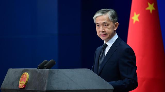 美方若拒给中国记者续签 汪文斌:中方必将被迫做出正当反应