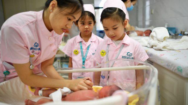 日本2020年出生人口為84.8萬人降至歷史最低