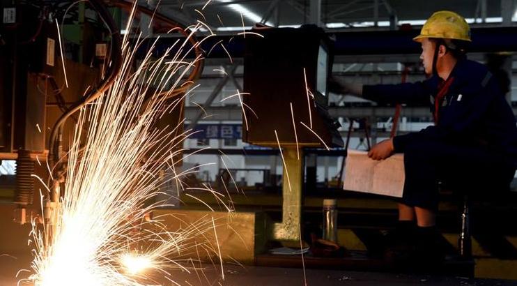 一季度工业企业利润增长1.37倍,4月预计仍维持在高位